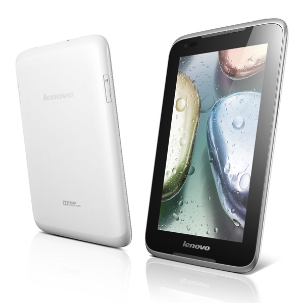 "Lenovo Ideatab A1000 - tani tablet z 7"" ekranem, 16GB Flash i Android 4.2"