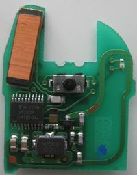 Citroen C2 ceweczka w kluczyku.