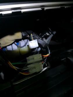 Toyota Corolla Verso 2006 - Sterowanie z kierownicy