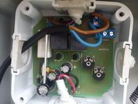 sterowanie bramą przez dodatkowy przycisk