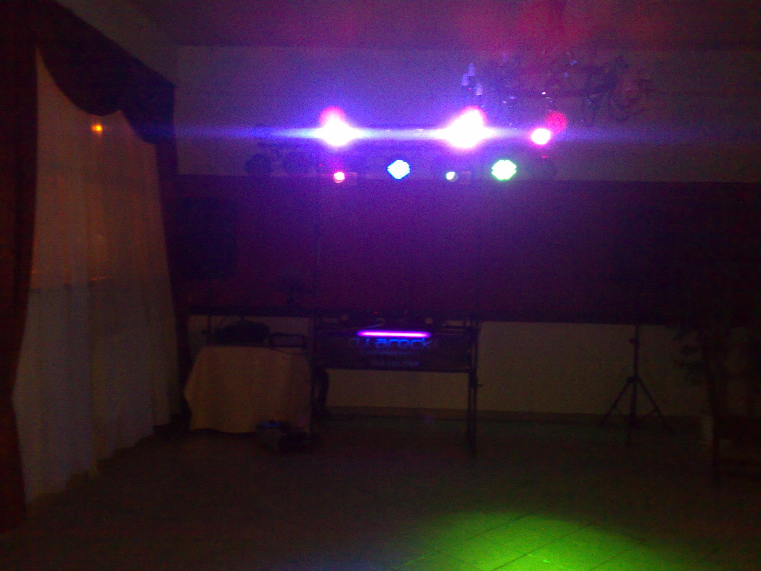 [Sprzedam] Mega zestaw o�wietleniowy dla DJ/ zespo�u DMX