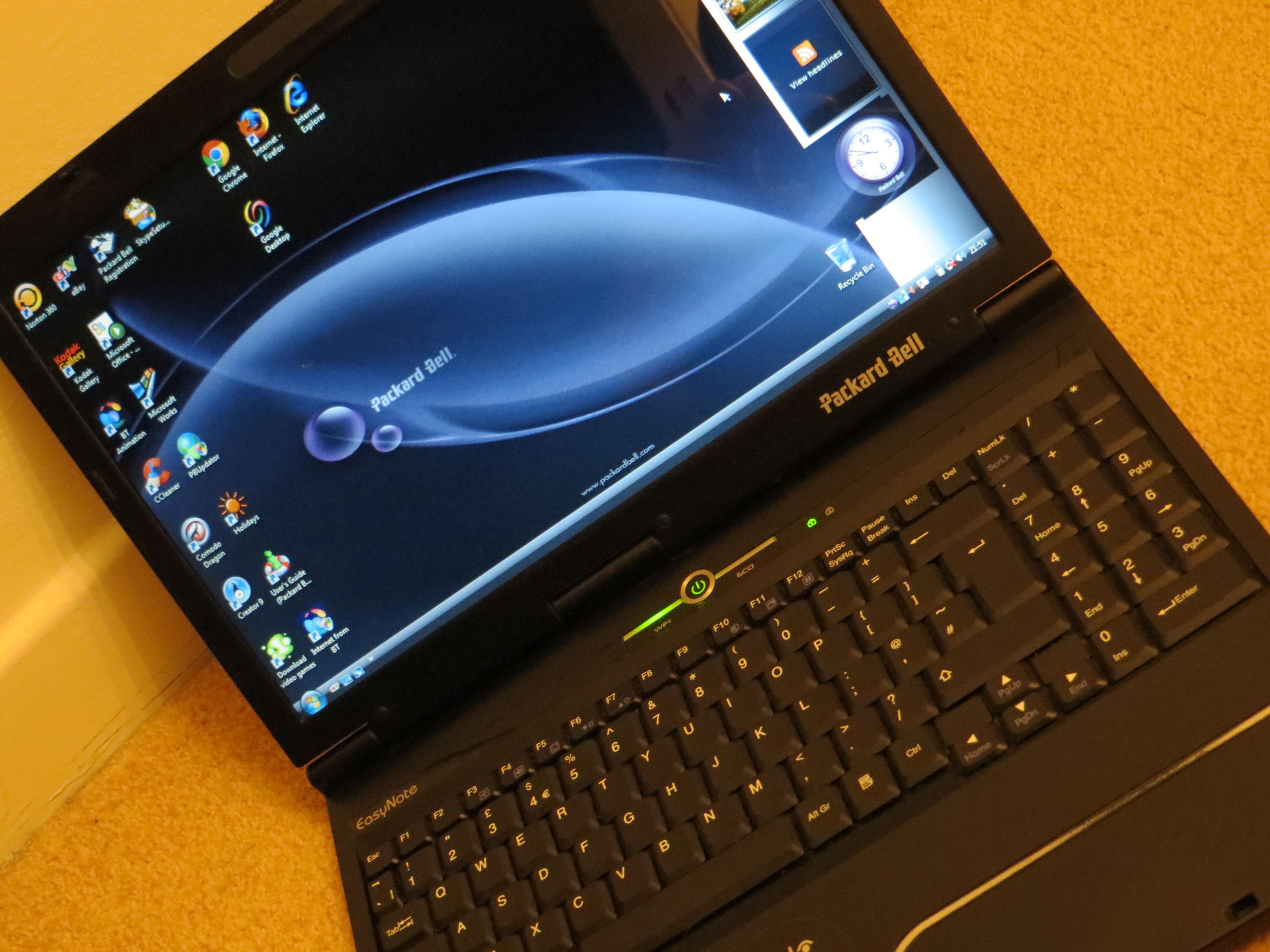 [Sprzedam] Sprzedam laptop ASUS X58C