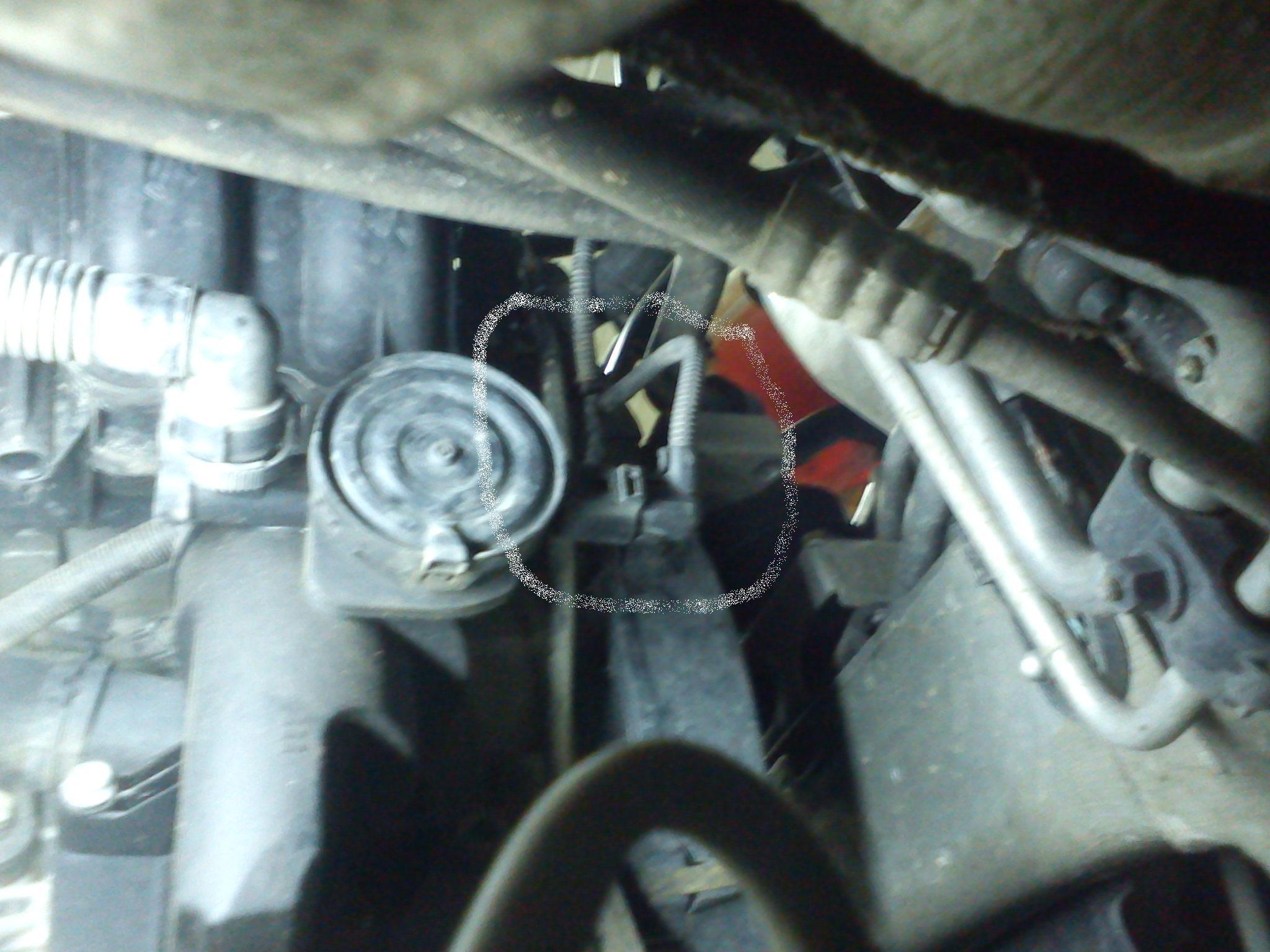 Skoda Fabia 2004 1.4 16V Co to jest??? Jak si� nazywa si� ten czujnik.