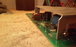 Pralka Miele W3741 - prąd nie dochodzi do grzałki