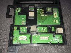 Monitor LG 22EA53 się włącza i wyłącza.