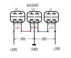 Bugera 333 xl infinium - Wymiana lamp w przedwzmacniaczu