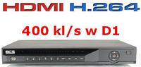 [Sprzedam] BCS 1604HF-A 16 kanałowy rejestrator cyfrowy H.264