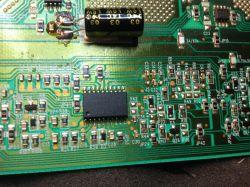 LG 32LG3000 - Brak podświetlenia