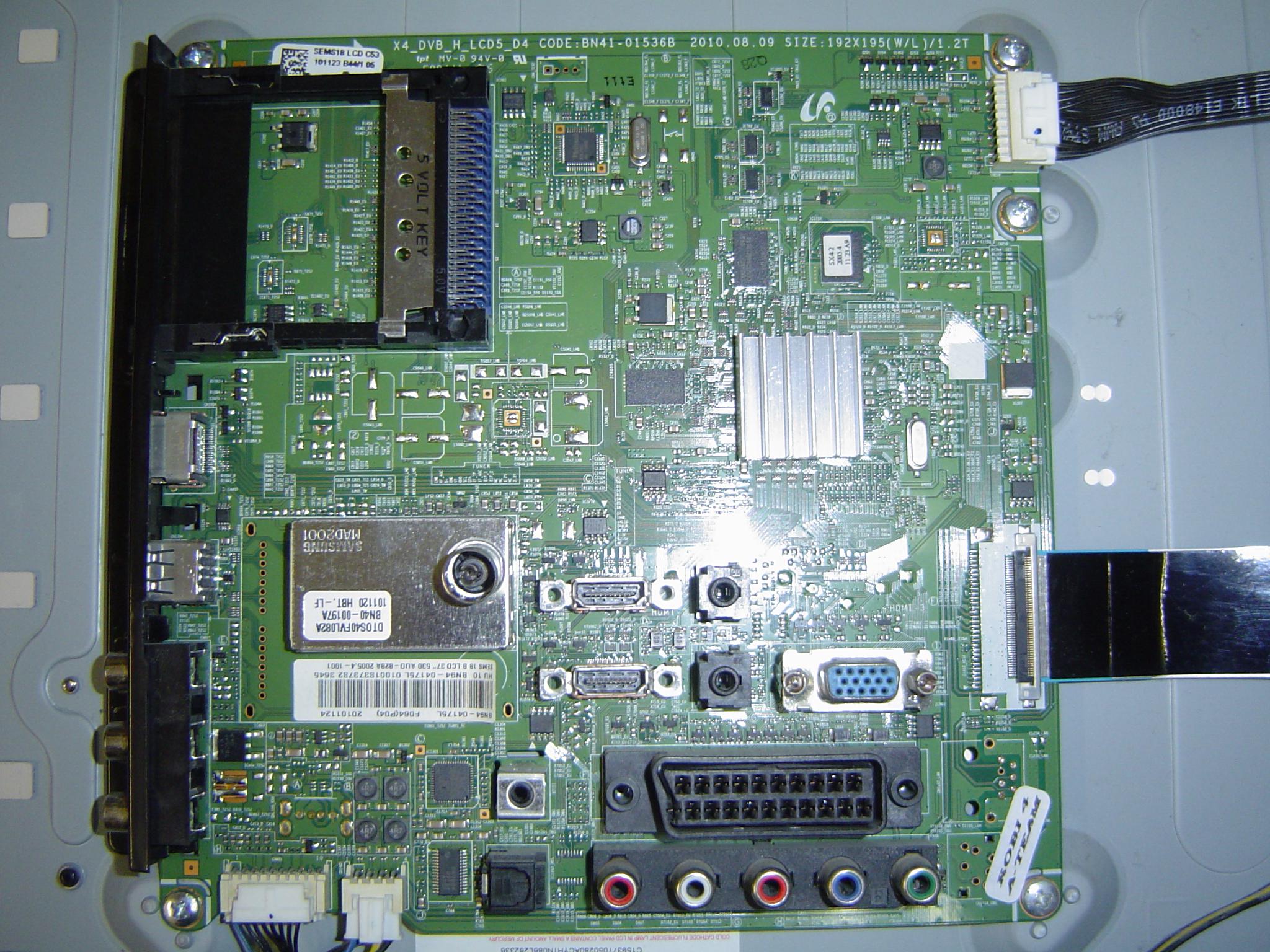 [Sprzedam] Sprzedam cz�ci do SAMSUNG LE37C530 i LG PLAZMA 42PN450B