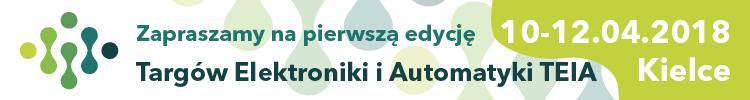 [10-12.04.2018] Targi Elektroniki i Automatyki Przemysłowa Wiosna Kielce