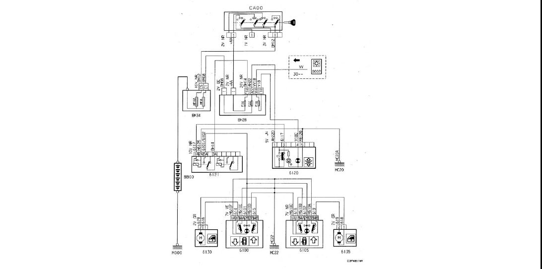 wiring diagram peugeot 307 sw  wiring  electrical wiring
