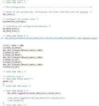 [STM32][SPI][HAL] HAL_SPI_Transmit - wysyła niepoprawne dane.