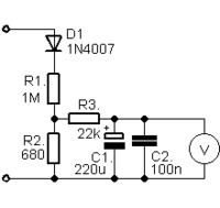 Jak wykonać prosty konwerter napięcia za triakiem na sygnał DC