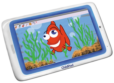 "Dzieci�cy tablet Archos ARNOVA ChildPad 7"" 800x480 Full HD z proc. 1GHz"