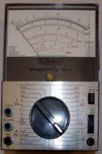 61 MK II MINIMASTER - Szukam instrukcji i schematu