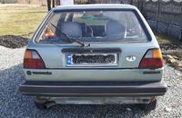 VW Golf 2 - remotować czy kupić nowsze?