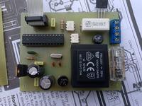 Cyfrowy sterownik fazowy Kit AVT3059 (zmontowany) - nie działa poprawnie