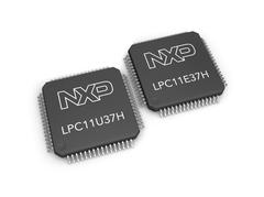 NXP LPC11E37H, LPC11U37H - mikrokontrolery z Handlerem I/O