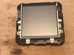 Teardown of the TH06 clock/thermometer/hygrometer and UART reverse engineering