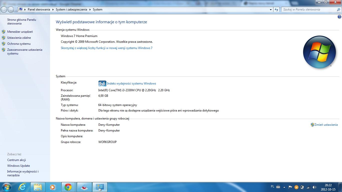 Aktywacja systemu windows