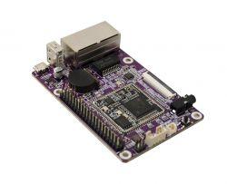 IDO-SBC2D06-V1B-12W - jednopłytkowy komputer z SSD201 i 2 portami Ethernet