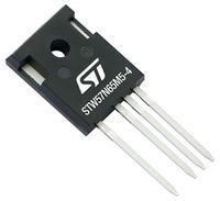 Tranzystor MOSFET w technologii Super-Junction z dodatkowym złączem