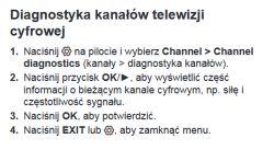 Słaby odbiór DVB-T o różnych porach dnia