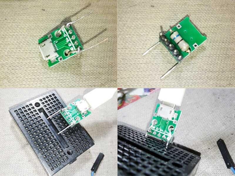 Adapter DIY dla powerbanku - jak zasilać własne projekty elektroniczne