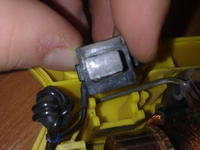 Wiertarka udarowa Toya 500W- iskrzy na szczotkach.