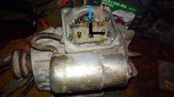 Jak podłączyć silnik jednofazowy z kondensatorem