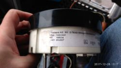 Siemens VDO 1323.0301 - pin out