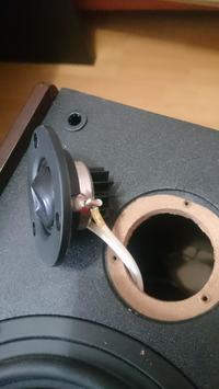 MICROLAB 7c - Wymiana głośnika wysoko-tonowego