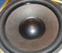 Głośnik od wieży - odklejona membrana