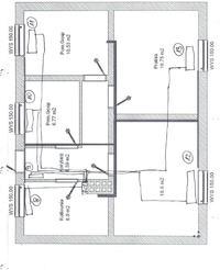 Projekt CO dla 70m2 + piwnica