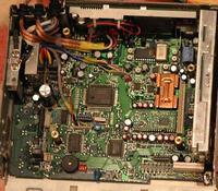 Pioneer KEX-M900RDS które kondensatory wymienić profilaktycz