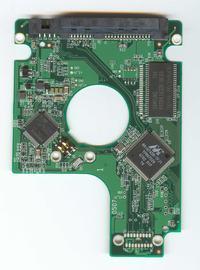 WD1600BEVS-07RST0 - wymiana elektroniki