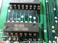 Jak wylutować układ DIP8 lutowany po obu stronach