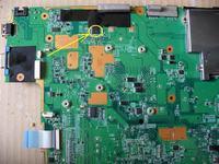 Fujitsu Siemens Amilo Pro v3515 - uszkodzona pł. główna