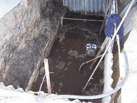 Budowa kanału-piwnicy w garażu - jak uszczelnić
