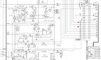 Pioneer DEH1630R odwrotne podłączenie zasilania