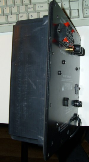 Subwoofer na STX Soundstation GDN-27-450-8-SC (bass-reflex)