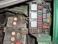 Rozładowany akumulator w Daewoo Matiz