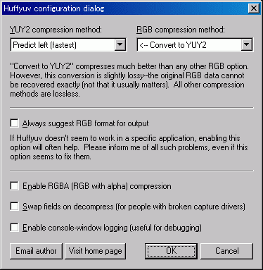 Zgrywanie z VHS na komputer VirtualDub -obraz się 'przycina'