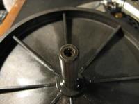 Gramofon Fonica WG-1100fs - zbyt słaby silnik napędu talerza
