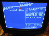 Komputer nie wyłącza sie PC klasy intel 600Mhz