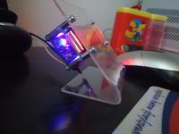 Miniaturowa stacja meteo by LUKI