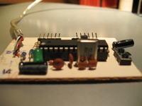 LCD2USB - sterownik wyświetlacza