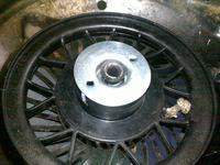 Rozrusznik linkowy Vantage TECUMSEH silnik Prisma