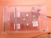 Stroboskop J023 po przeróbkach