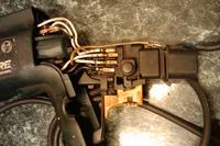 Uszkodzony wyłącznik w wiertarce BOSCH CSB 800-2RE